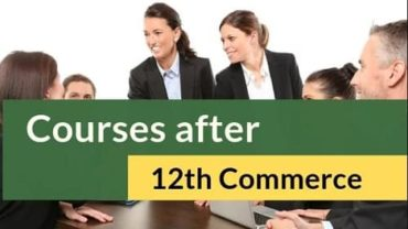 Computer Courses After 12th Commerce Stream