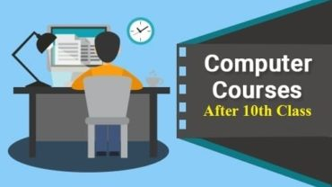 Computer Courses after 10th