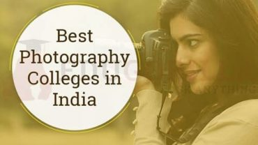 Colleges for Photography Courses