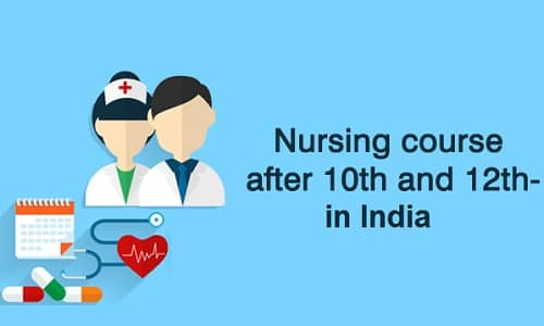 Nursing Course After 10th & 12th
