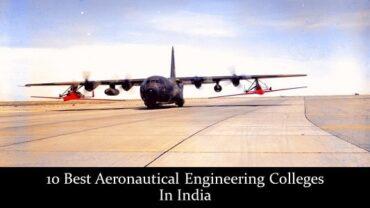 Aeronautical Engineering Colleges
