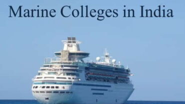 B.Tech Marine Engineering Course