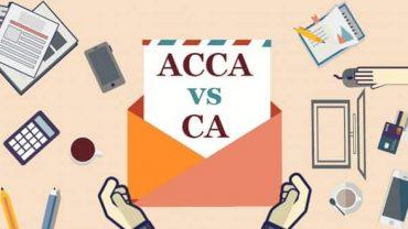 ACCA Vs. CA