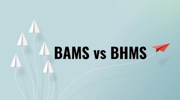 BAMS Vs. BHMS