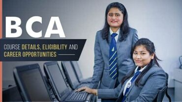 BCA Course Details