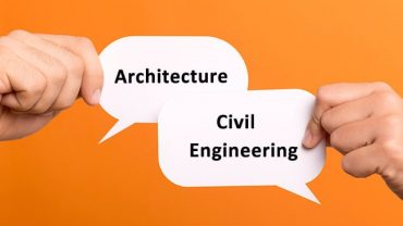 Civil Engineering Vs Bachelor Of Architecture