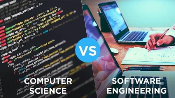 Computer Science Vs. Software Engineering