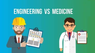 Medical Vs. Engineering