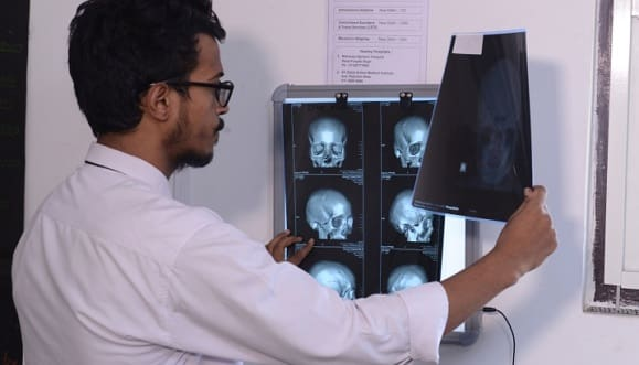 X-Ray Technology Course