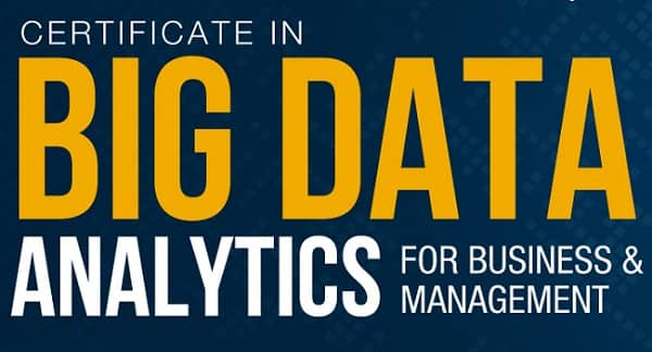 Big Data Analytics Course