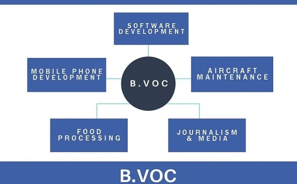 Bachelor of Vocation (B.Voc) Course