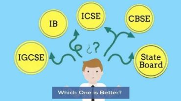 CBSE vs ICSE vs IGCSE vs IB