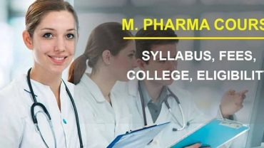 Master Of Pharmacy (M.Pharm) Course