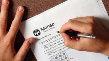 Mensa - Toughest Exams in World