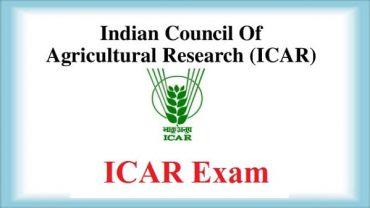 ICAR Exam