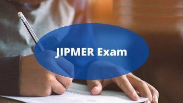 JIPMER Exam