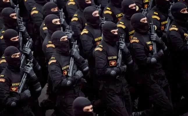 NSG Commando India