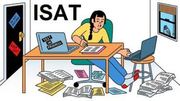 ISAT Exam