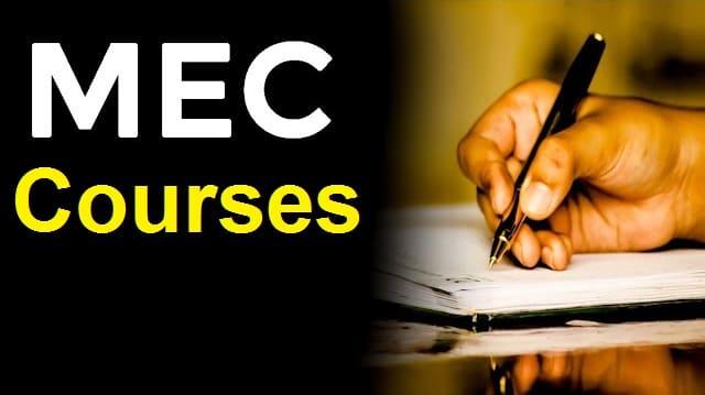 MEC Course