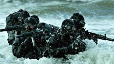 Marine Commando of Indian Navy