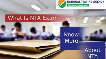 NTA Exam