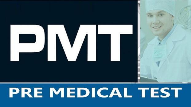 PMT exam