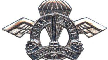 parachute regiment india