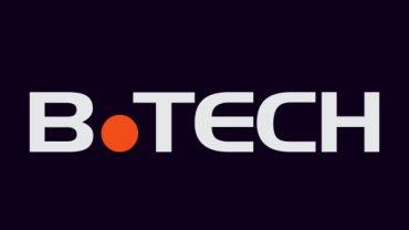 B.Tech Course